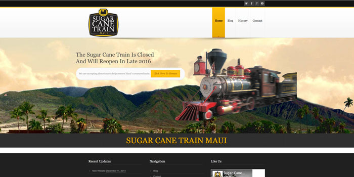 Maui Website Development
